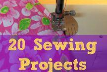 Sewing  / by Kristie Ball Vandecoevering