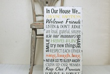 "For ze home: General Decor and Personality Ideas / Less ""dream home"" sized ideas, more what could I add to a currently affordable one to make it more 'me.' / by Allison Kirby neé Roberts"