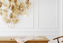 Bianco e Oro - White & Gold