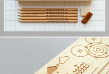Laser Cut / Wooden Things