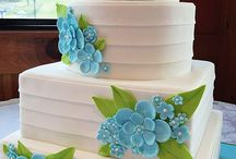 Cakes / by Arlisa Parker
