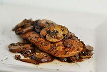 healthy recipes / by Kim Mittlestadt