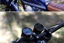 Moto street tracker