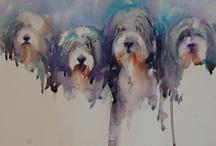 eläinmaalaukset