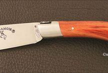 "Couteau Le Chamois / Venez découvrir notre nouveau couteau de montagne ""Le Chamois"", ce robuste compagnon deviendra indispensable à vos randonnées! - Our new knife ""Le chamois"" is on line now. Thanks to its large blade, this knife will become your perfect hiking tool! http://www.fontenille-pataud.com/fr/224-chamois-12-cm"