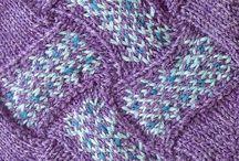 Enterlace Knitting и модульное вязание / ENTRELAK