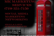 Social Media / Fliers and Links are a great way to Network and to get the word out, especially if you are a internet based company.  Pinterest should be your best friend :) If you have any questions give MK Marketing a call 719-351-7150 http://www.mkmarketingservices.com