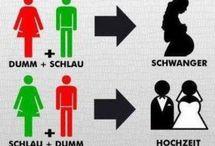 Sprüche + Funny