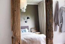 slaapkamer / ideeën voor op de slaapkamer