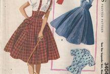 roupas de costura