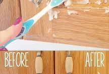 Cleaning Tips & Tricks / Tips & Tricks to getting every part of your home clean!