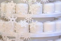 Snowflake Wedding Theme