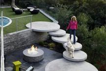 Landscaping stairs / Stairs
