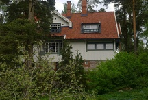 Ainola, home of Jean & Aino Sibelius