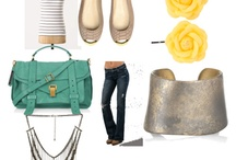 Outfits / by Kellie Kutter
