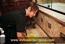 Housekeeping in New York