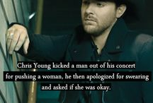Chris Young / by Jeannie Nunnelley