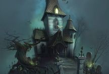 The Haunted House and The Wicked Forest