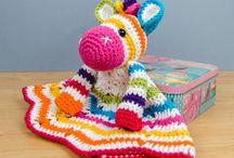 toys crochet&knitting