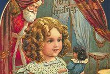 Vintage printables Christmas