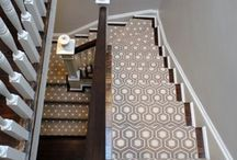 Home: Stairs / by Lauren Matthews