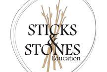 Little Landscapes at Sticks & Stones Education