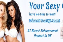 Breast Actives UK / A wonderful product design to help breast enhancement, delivered in UK!