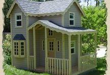 play house / by Carolyn Embrey