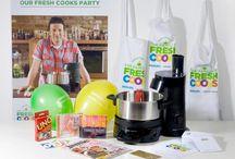 Philips Fresh Cooks