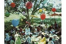 Gatherings & Party's / by Sanne Van de Werf