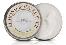 Body Butter / Nyassa Body butters are rich moisturizers and do wonders to dry and extremely dry skin.