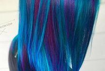 Kylie's hair styles