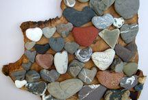 Rocks / by Milissa Gary Brensdal