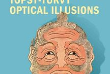 |LIBRARY| Science: Optical Illusions / by Brittany Eastman