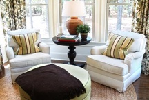 sunroom furniture / by Amy Quinn