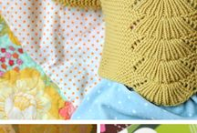 Crochet and knitting for children