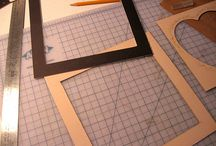 Make your own picture mats