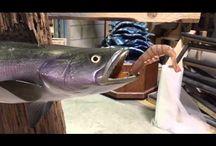 Custom Fishmounts