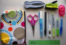 Scrapbooking Organization with Thirty-One / Ideas for using Thirty-One bags to organize your scrapbooking and crafting supplies!
