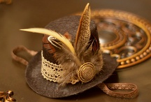 Mini top hats / by Chic Pretties
