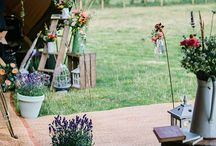 Inspire you {Bohemian Wedding Ideas}