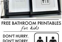 Toilet Tekst