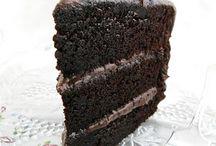Eat/Drink ~ (Sweet) Baking / Sweet bread, muffins, scones, cakes, gateaux, cupcakes, brownies, financiers, madeleines, brioche, croissants…  / by Kate Wynn
