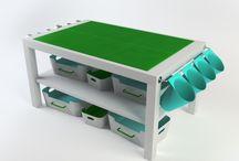Lego bord