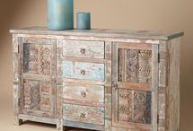 FURNITURE AND GREAT IDEAS FOR THE HOME... / by Tami Justice