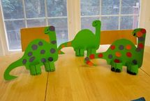 Library Dinosaurs