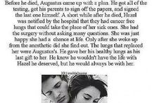 The fault in our stars / John green wants us to die