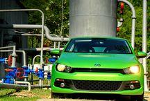 VW Scirocco / Viper Green VW Scirocco