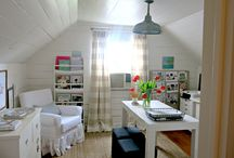 Interiors - Craft room / Office