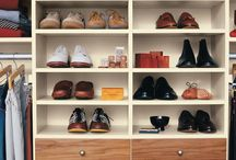 closet ideas / by Amy Mccormick Terry